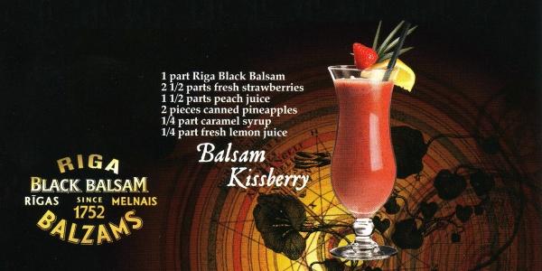 Топ 10 коктейлей с Riga Black Balsam - фото №6
