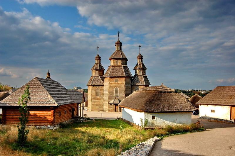 Семь чудес света на территории Украины - фото №6