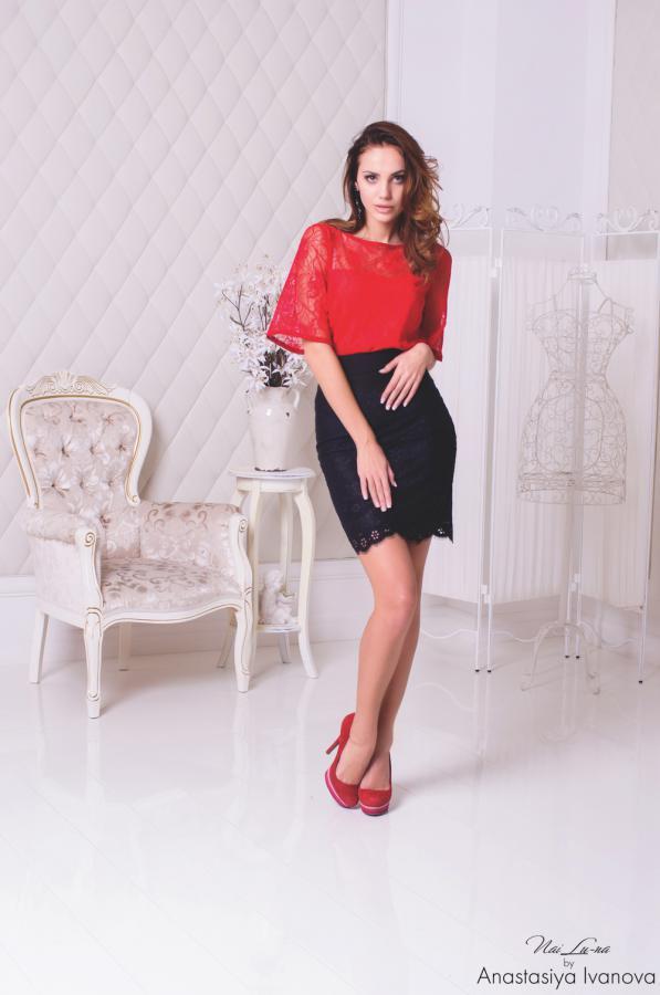 Красный цвет в одежде: как он на нас влияет - фото №1