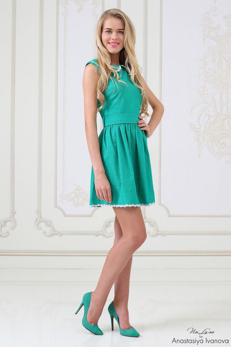 Какое платье выбрать для романтического свидания - фото №2
