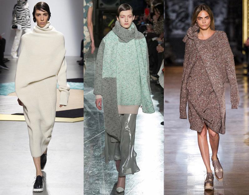 Oversize: как носить объемные вещи - фото №8