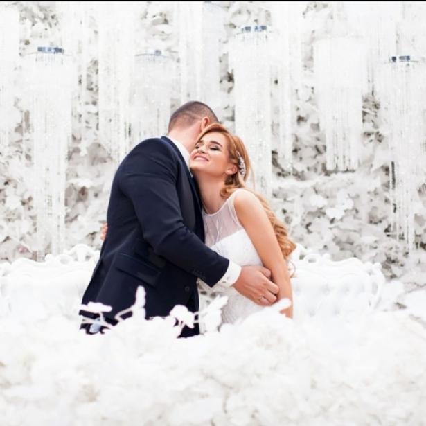 свадьба бородиной и курбана