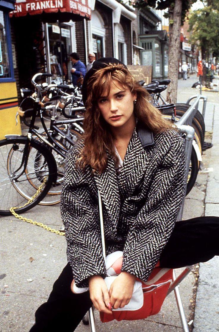Деми Мур — 53: лучшие образы актрисы