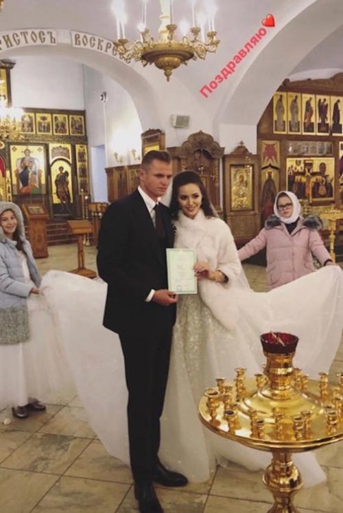 тарасов и костенко венчание