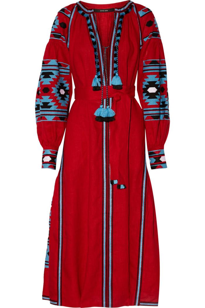 Самое популярное платье уходящего года