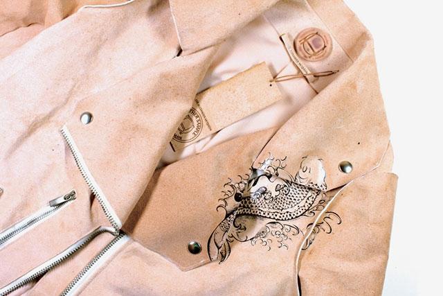 Из кожи умершего МакКуина создадут пиджаки и сумки
