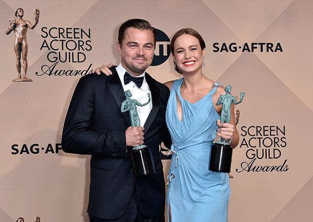 В шаге от «Оскара»: красная дорожка премии Screen Actors Guild Awards 2016