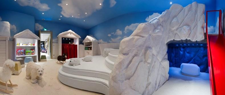Лучшие отели мира: Hotel Le K2, Куршевель, Франция - фото №11