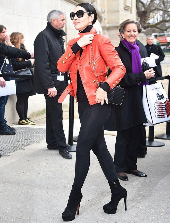 Звезды на главных показах Недели высокой моды в Париже