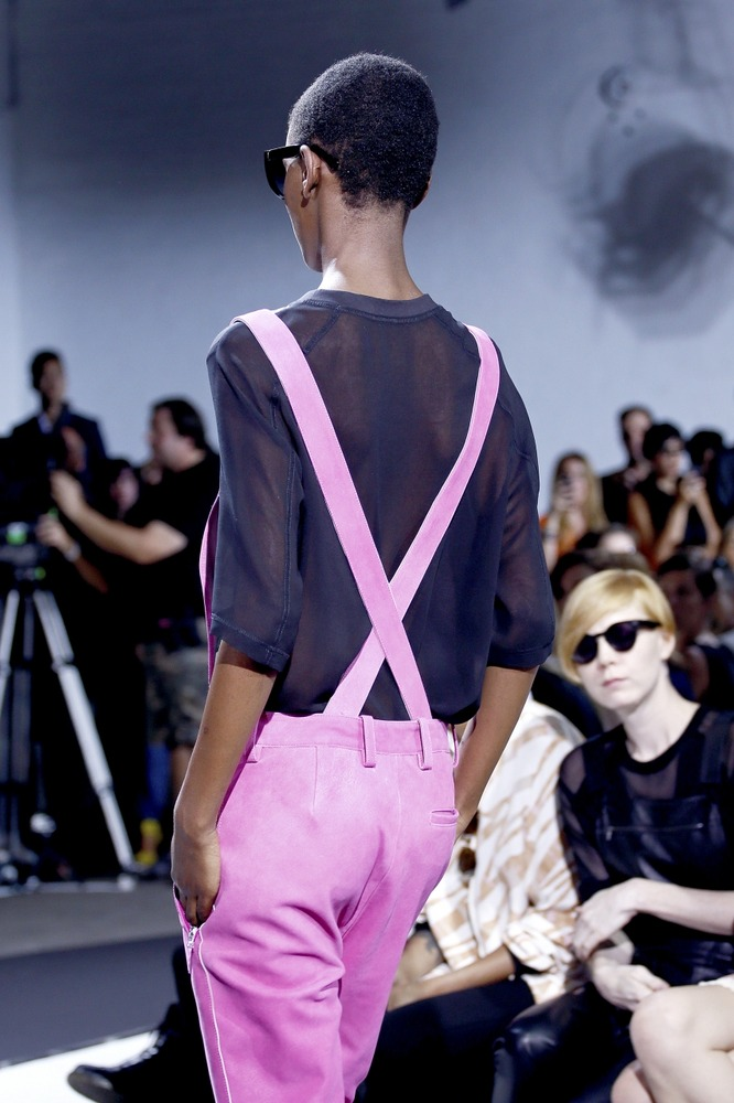 Розовый комбинезон 3.1 Phillip Lim - фото №1