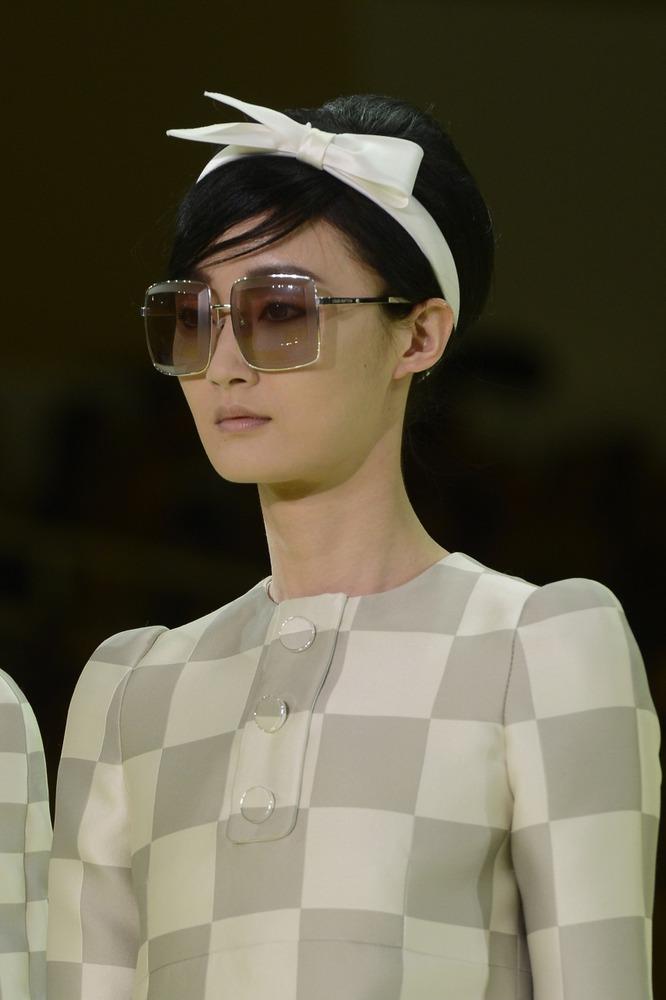 Неделя моды в Париже: шахматная доска от Louis Vuitton - фото №8