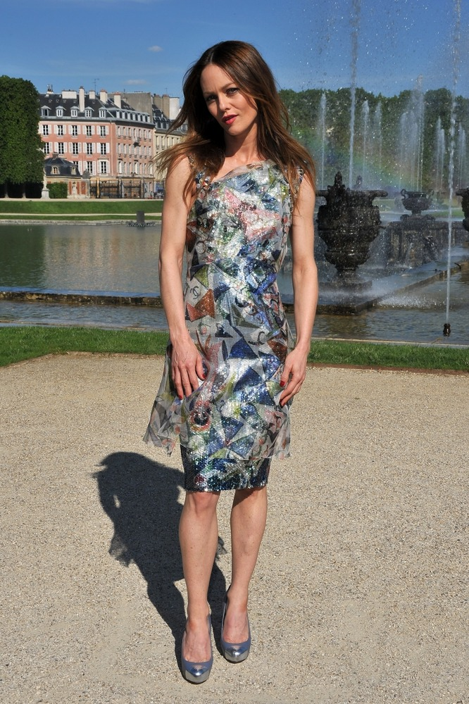 Chanel представил круизную коллекцию в Версале - фото №15