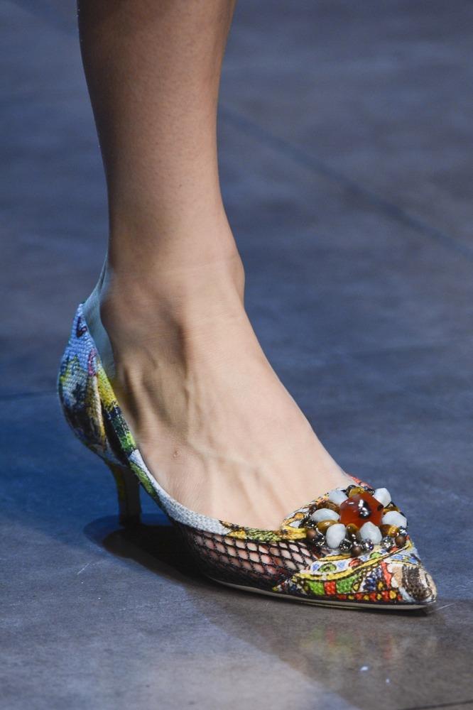 Неделя моды в Милане: показ Dolce&Gabbana - фото №24