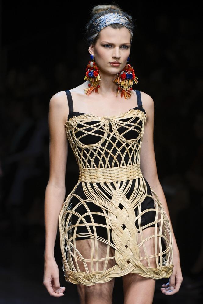 Неделя моды в Милане: показ Dolce&Gabbana - фото №1