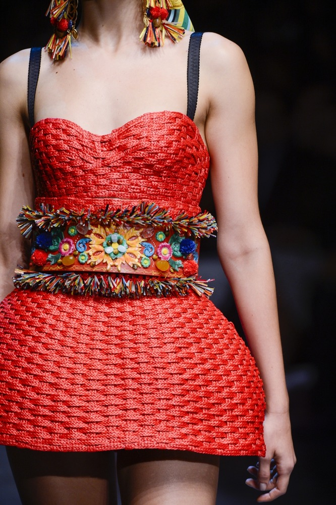 Неделя моды в Милане: показ Dolce&Gabbana - фото №2