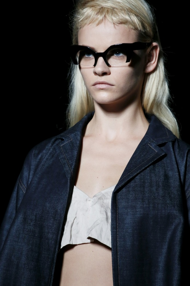 Неделя моды в Париже: показ Miu Miu - фото №1