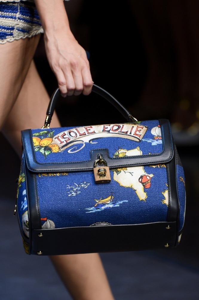 Неделя моды в Милане: показ Dolce&Gabbana - фото №15