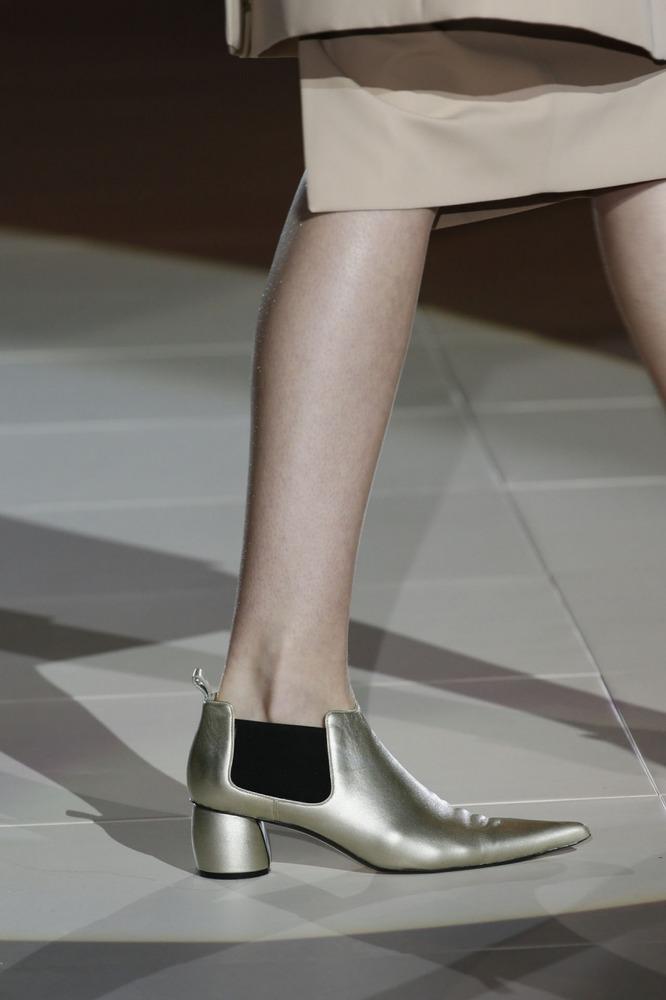 Неделя моды в Нью-Йорке: полосатое шоу Marc Jacobs - фото №3