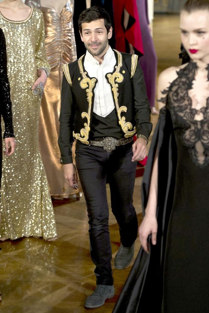 Неделя высокой моды в Париже: Alexis Mabille - фото №1