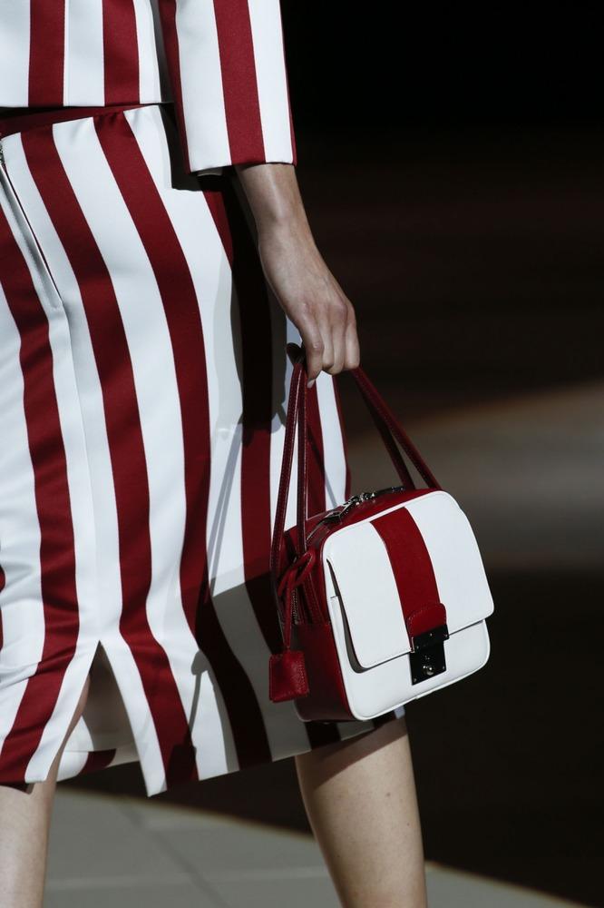 Неделя моды в Нью-Йорке: полосатое шоу Marc Jacobs - фото №5