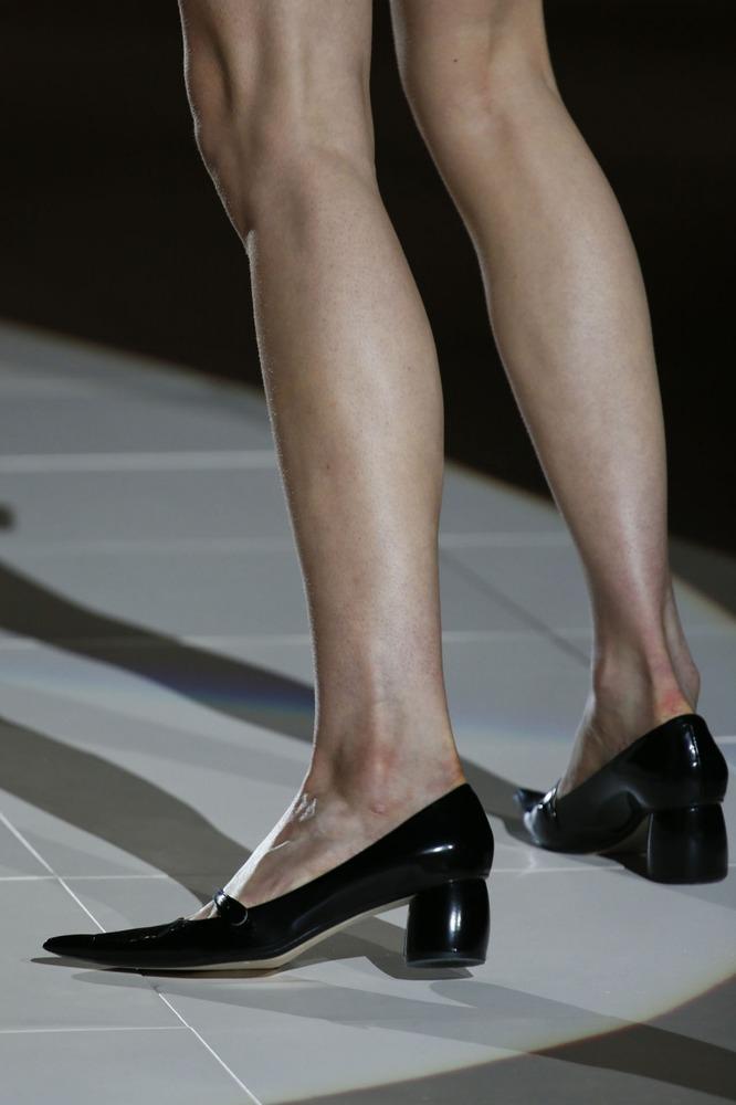 Неделя моды в Нью-Йорке: полосатое шоу Marc Jacobs - фото №2