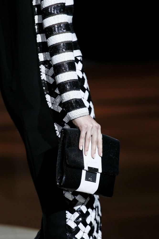 Неделя моды в Нью-Йорке: полосатое шоу Marc Jacobs - фото №7