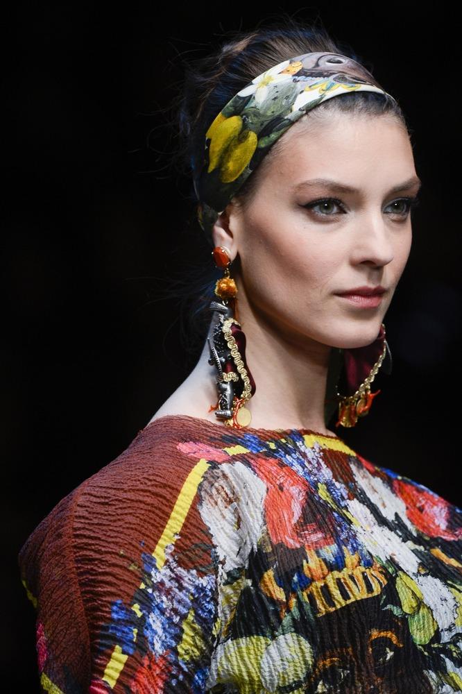 Неделя моды в Милане: показ Dolce&Gabbana - фото №9