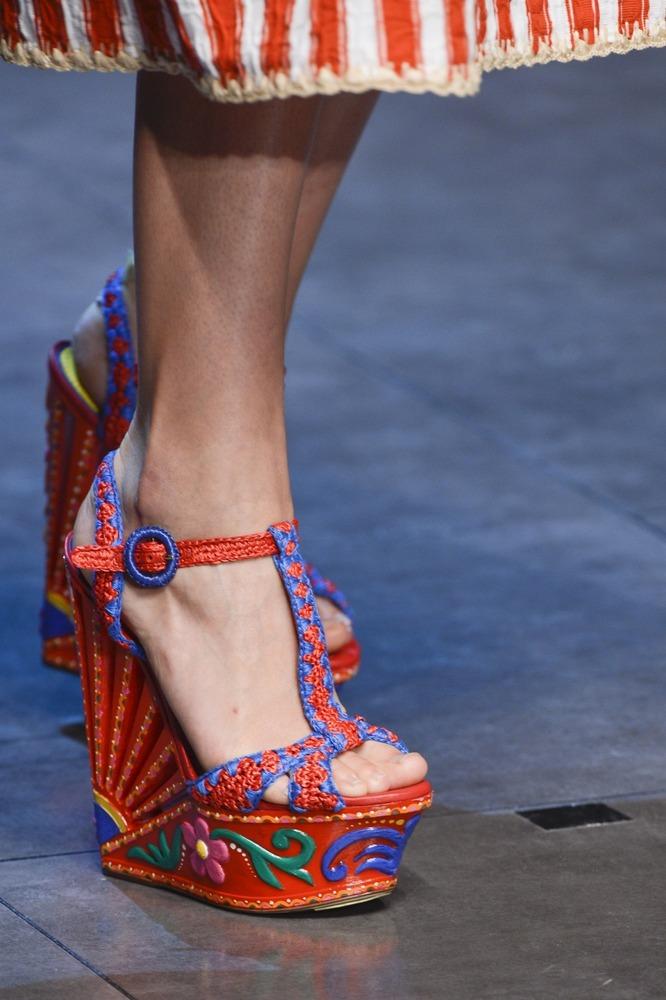 Неделя моды в Милане: показ Dolce&Gabbana - фото №20