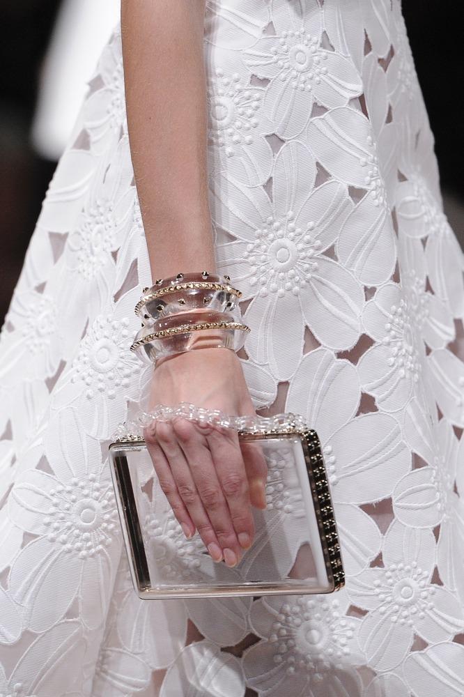 Неделя моды в Париже: показ Valentino - фото №4