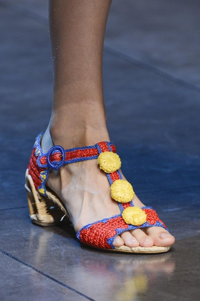 Неделя моды в Милане: показ Dolce&Gabbana - фото №21