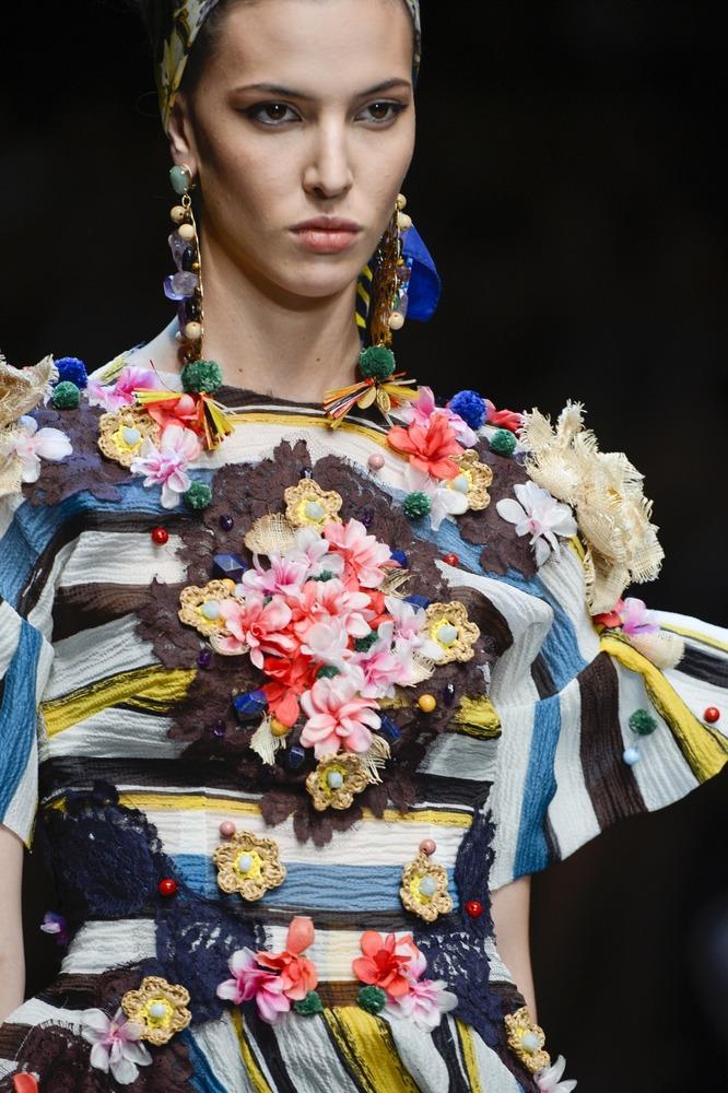Неделя моды в Милане: показ Dolce&Gabbana - фото №4