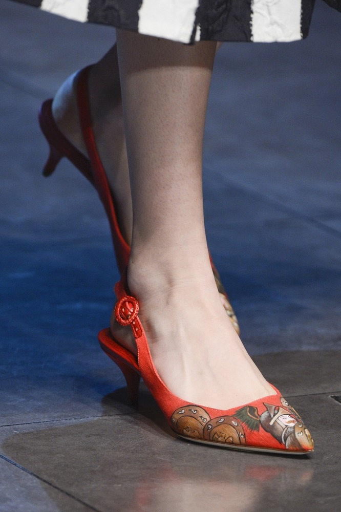 Неделя моды в Милане: показ Dolce&Gabbana - фото №23
