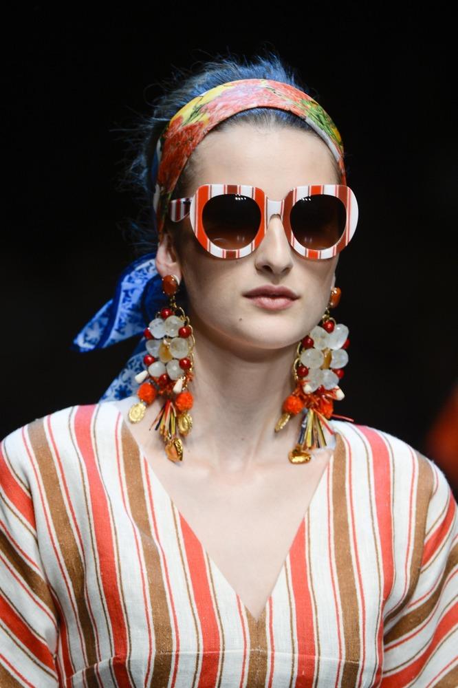 Неделя моды в Милане: показ Dolce&Gabbana - фото №11