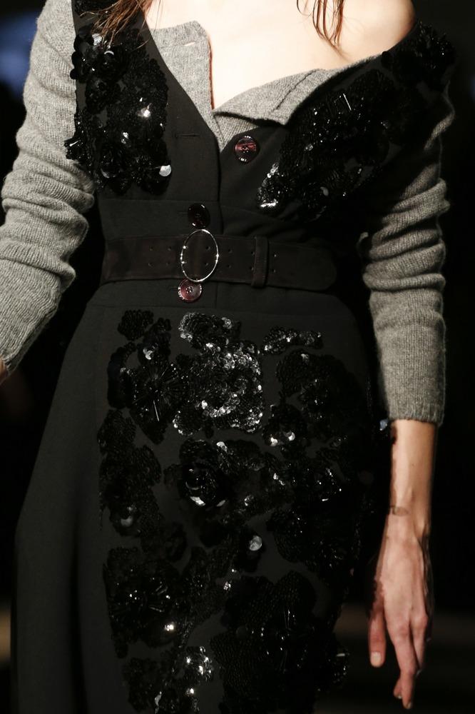 Неделя моды в Милане: показ Prada FW 2013-2014 - фото №5