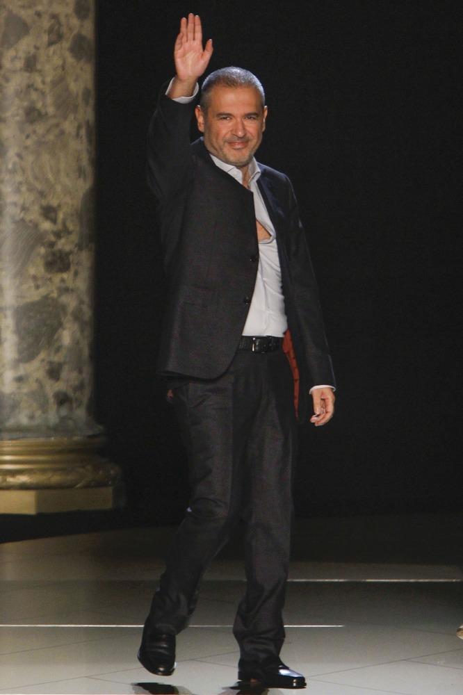 Неделя моды в Париже: показ Elie Saab - фото №4