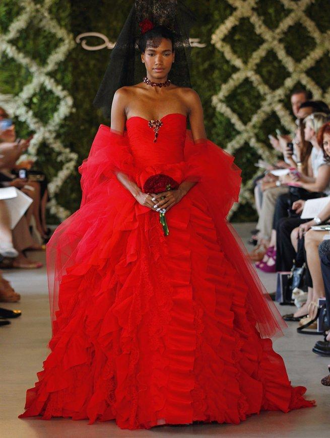 Тренды свадебной моды 2013 - фото №8