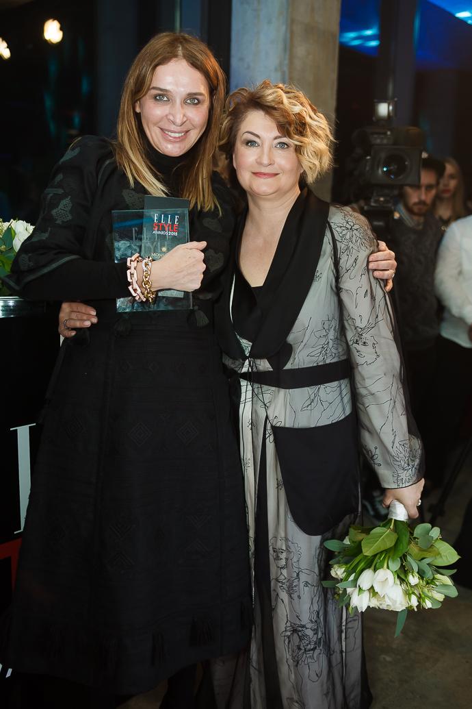 Гости Elle Style Awards 2015
