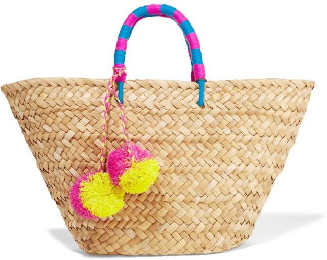 Модные сумки на лето 2016 сумка-корзинка