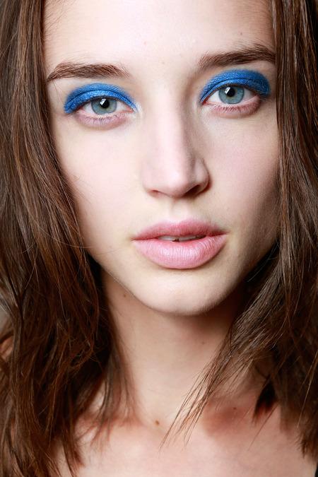 Топ 5 ведущих визажистов на Неделях моды - фото №46