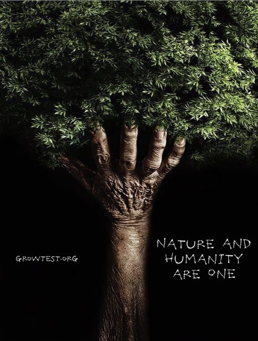 как спасти планету/ человек и планета едины