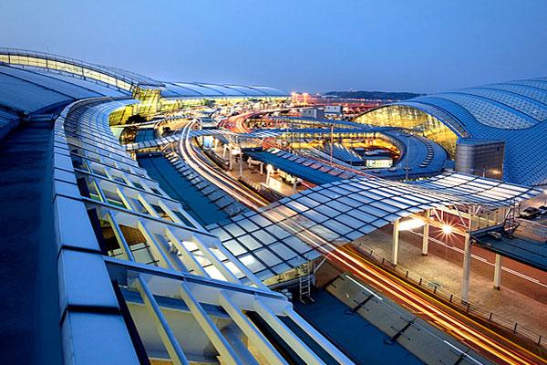 Топ 10 самых красивых аэропортов мира - фото №13