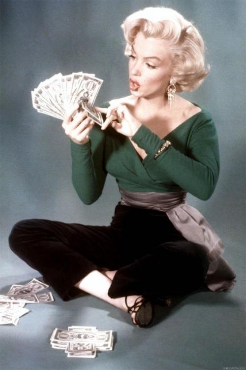 Как женщины воспринимают деньги и откуда проблемы - фото №2