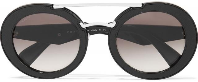 Модные солнцезащитные очки лета 2016 круглые очки