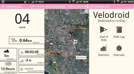 Мобильные приложения для велосипедистов - фото №14