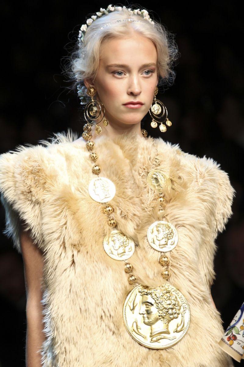 Клатч-монета от Dolce&Gabbana - фото №1