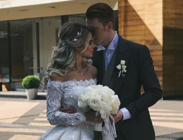 Максим Галкин впечатлил ВИДЕО, на котором показан весь размах свадьбы Песнякова и Красновой - фото №1