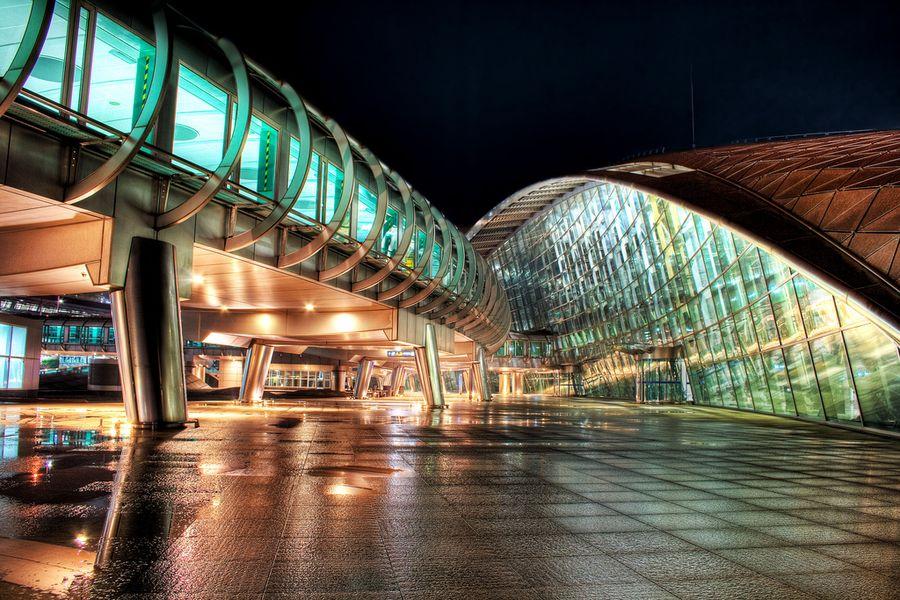 Топ 10 самых красивых аэропортов мира - фото №14