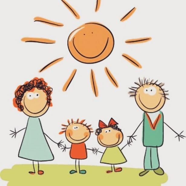 день семьи любви и верности открытки