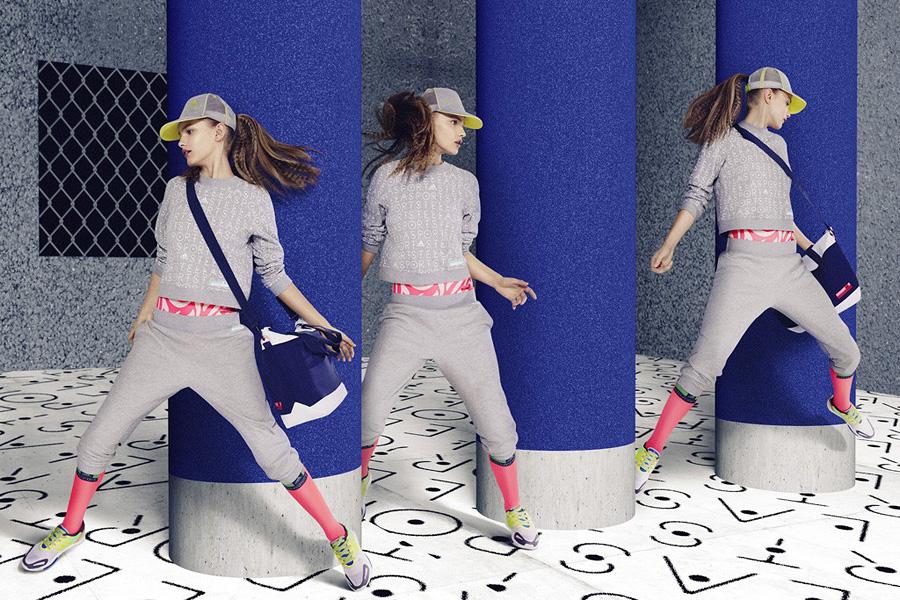 Как увлекаться спортом, не жертвуя стилем: adidas StellaSport - фото №1