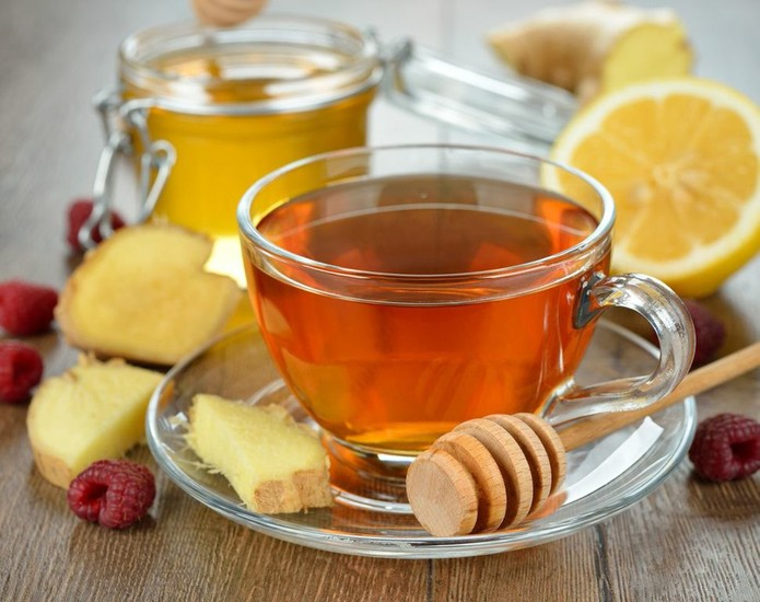 имбирный чай польза